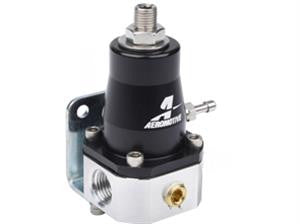 Fuel Regulator Aeromotive Billet Alloy 30-70PSI