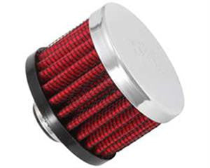 K&N Breather Filter 10mm Inlet