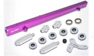 Fuel Rail 2JZGTE - Purple