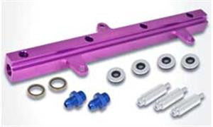 Fuel Rail SR20DET S14/S15 - Purple