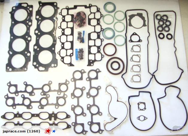 1UZFE VVTI engine gasket set