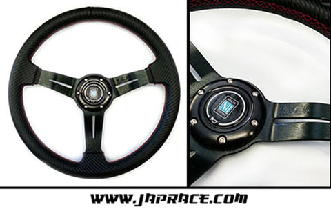 "Steering Wheel Nardi ""REPLICA"" - Low Dish"