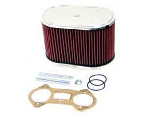 K&N IDA Weber Air Cleaner Assembly 5-1/2""