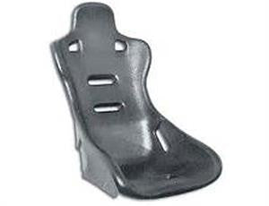 JAZ Turbo Pro Black Poly Seat