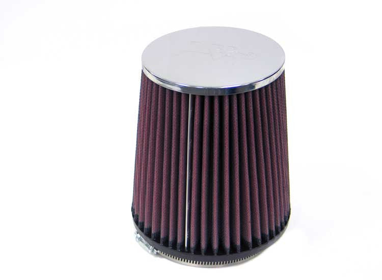"K&N Pod Filter 4"" Inlet x 6"" Long"