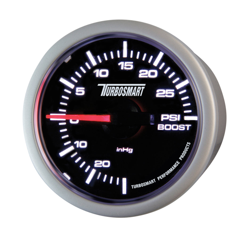 Turbo Smart Boost Gauges 0-30 PSI 52 MM