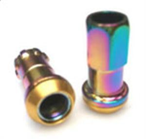 Neochrome Wheel Nuts - Set of 20