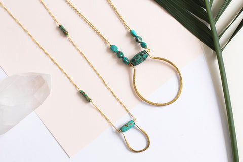 Turquoise to Balance & Attune//