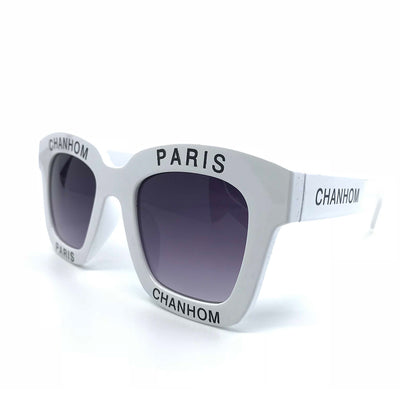 Premium Chanhom Paris Clubmaster Aviator Sunglasses