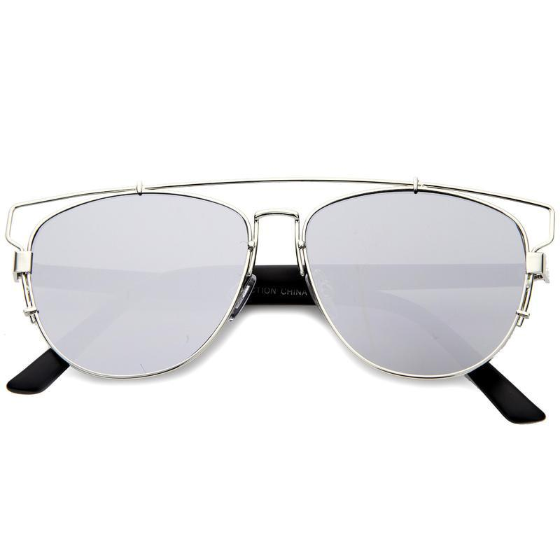 Modern Fly Aviator Sunglasses - Sunglasses - Red Label Eyewear - redlabeleyewear.com