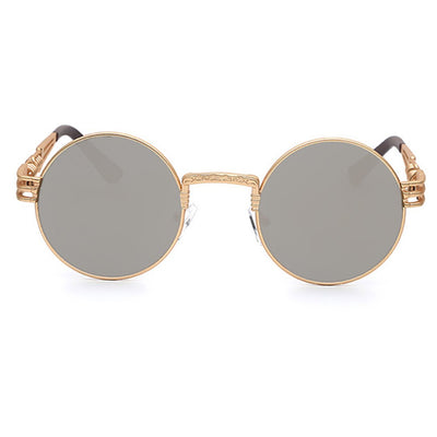 Round Royalty Frame Sunglasses