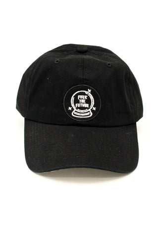 Future Dad Hat in Black
