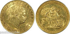 Coins:Coins:British:Milled (1816-1837):Sovereign