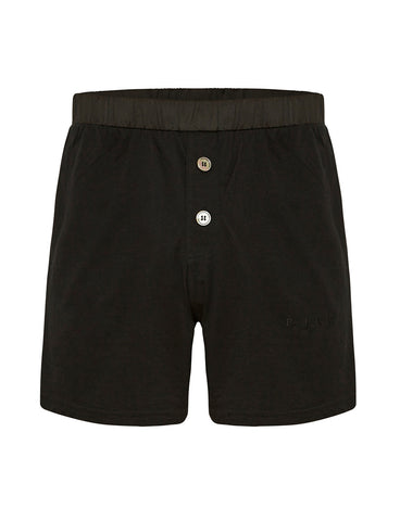 Mens Short Black
