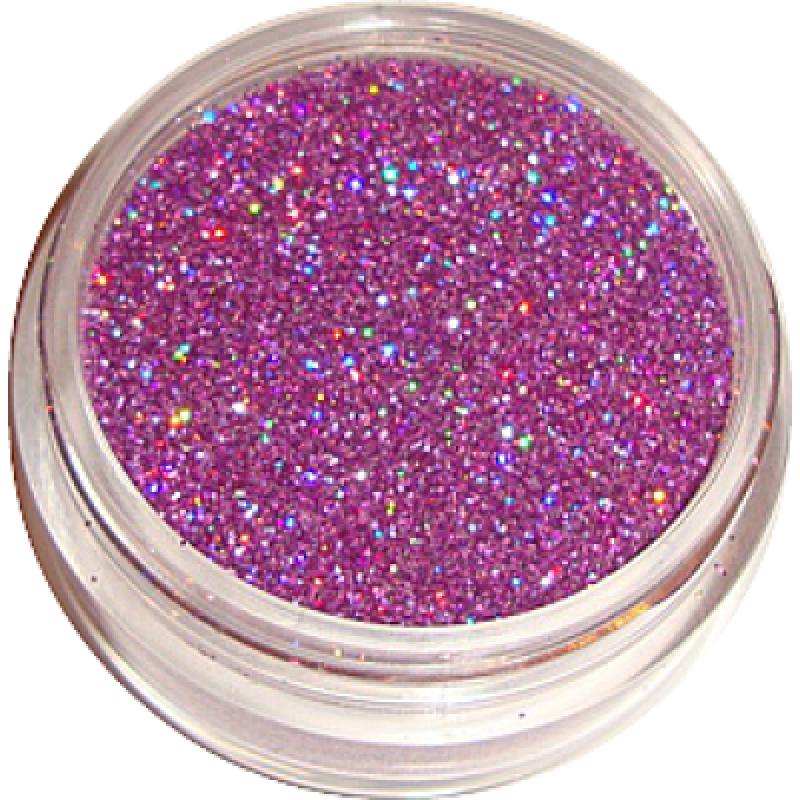 You love our Glitter lips why not try our holographic glitters ?