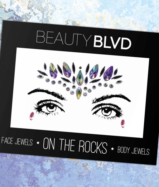 On the Rocks Face Jewels #3 (Holographic)