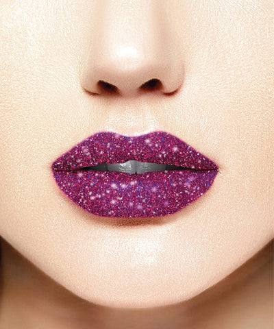 "Glitter Lips ""Cherry Pie"""