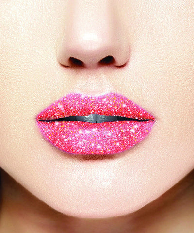 "Glitter Lips ""Diamond in the Buff"""