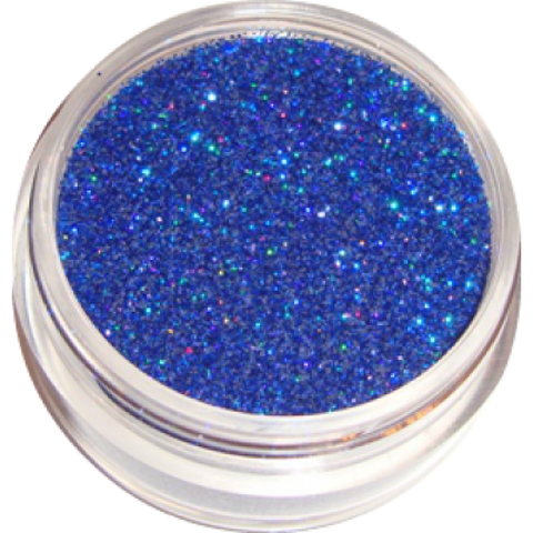 Holographic Glitter - Blue