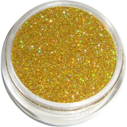 Holographic Glitter - Gold