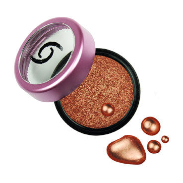 Bronze Metallic Shimmer Eyeshadow - Heart Throb