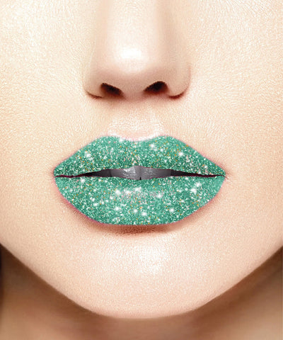 "Glitter Lips ""Mint Condition"""