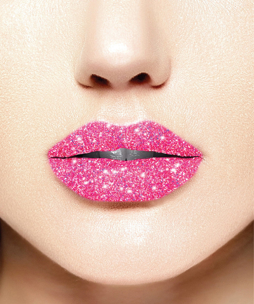 "Glitter Lips ""Molly Dolly"""