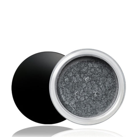 Shimmer Eyeshadow - Black Silver