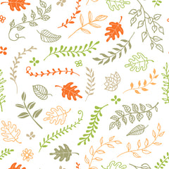 Weekly Download (Fall Leaves Pattern)