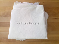 Cotton linters