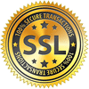SSL secured badge