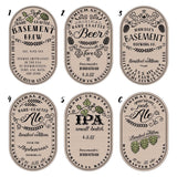 Craft Beer Custom Printed Labels
