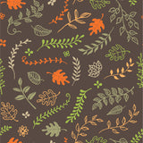 Fall Leaves Pattern