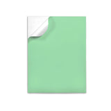 "Pastel color label sheets 8.5"" x 11"""