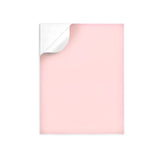 "Pastel color labels, full sheet, self-adhesive, letter size 8.5"" x 11"""
