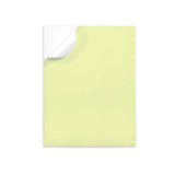 "Pastel Green label sheets 8.5"" x 11"""