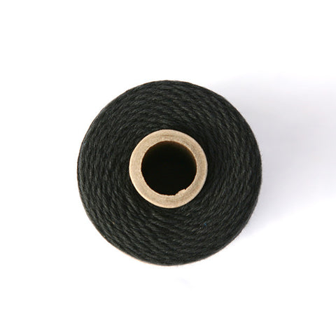 Black and White Bakers Twine 240 yards