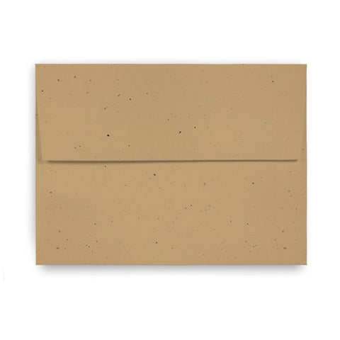 Kraft Paper Envelopes - A2 (4 3/8 x 5 3/4)