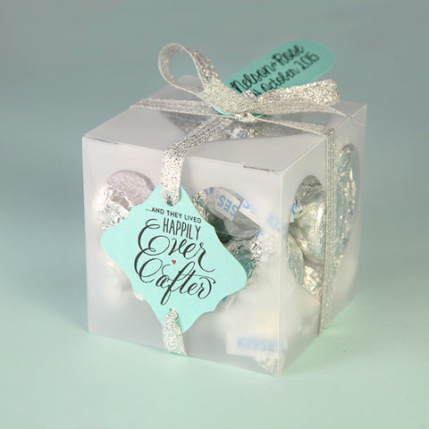 Wedding Favor Boxes & Tags