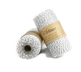 Gray Bakers Twine 240 yards