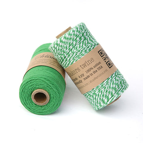 Green Bakers Twine 4 ply made in USA