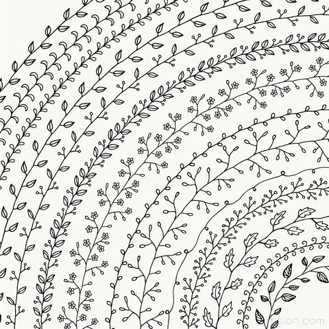 Hand Drawn Pattern Brushes