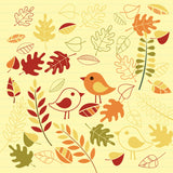 Fall Leaves Clip Art - 44 images