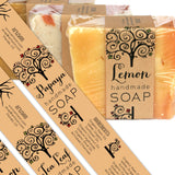 Bulk Order Custom Soap Labels - 1000 ct.
