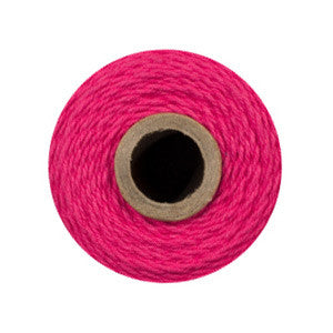 Hot Pink Bakers Twine 240 yards