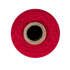 Red Bakers Twine 240 yards