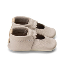 Load image into Gallery viewer, Leather baby shoes (Mini Jane)