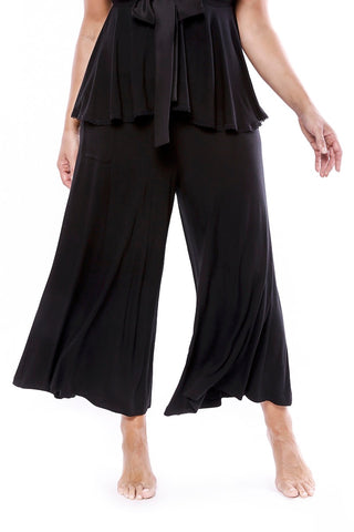 Chill Out Culotte Black