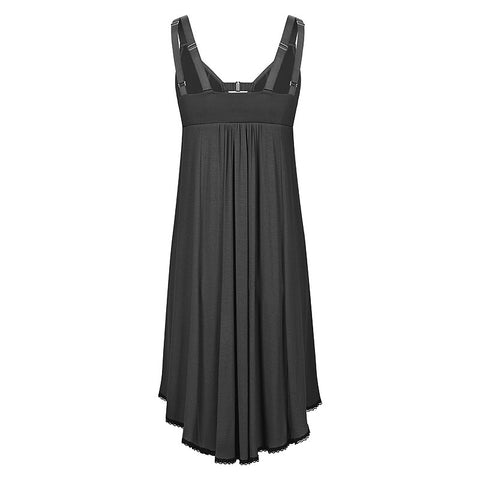 Caitlin Curve Night Dress Black