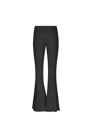 Do It With Flare Pants Black